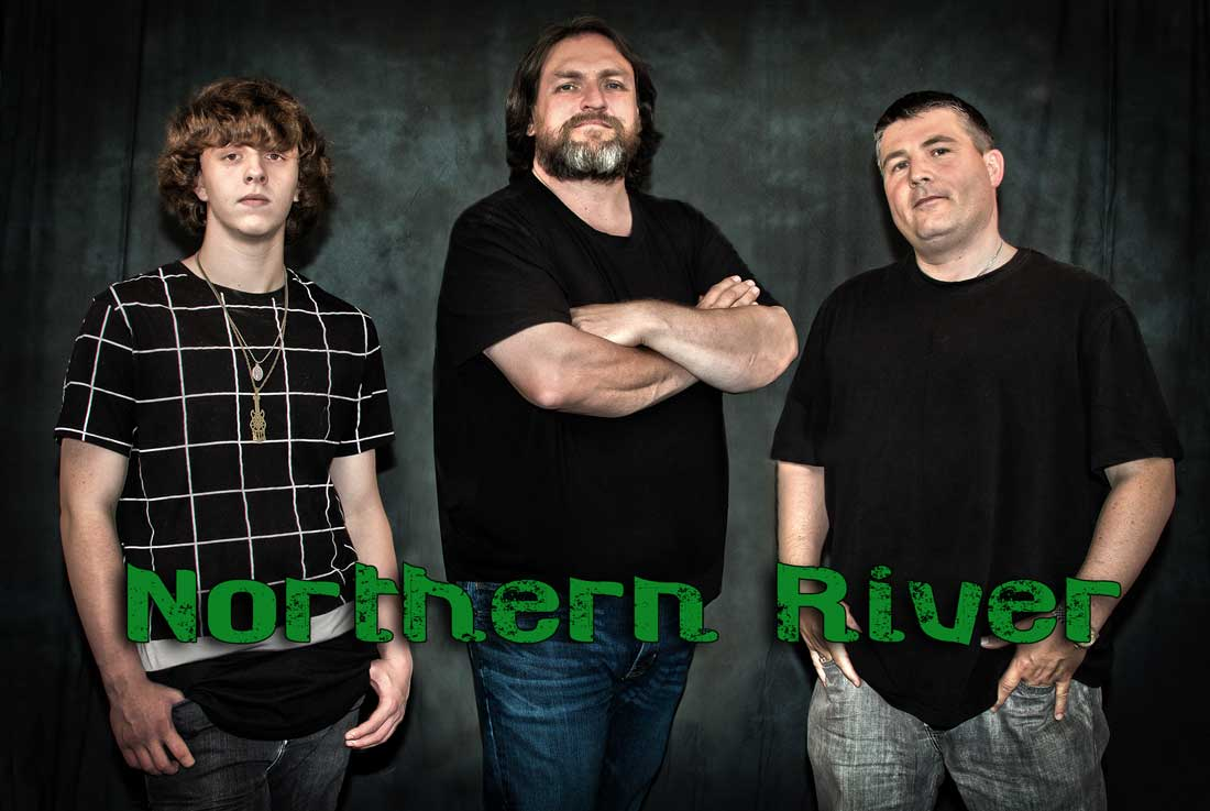 Northern River is an Ontario based band who perform original and select cover music. Their sound sound has been described as a mix between Creedence Clearwater Revival and Neil Young's Crazy Horse with a bit of blues mixed in. Click the photo above for more information about them.